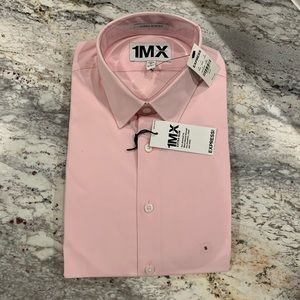 Extra slim fit button up